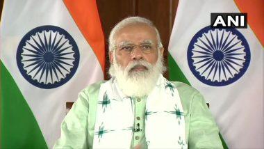 सोमनाथ के पुनर्निमाण से सरदार पटेल ने जो यज्ञ शुरू किया, उसका विस्तार अयोध्या में दिखा- पीएम मोदी
