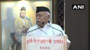 नई दिल्ली: RSS प्रमुख मोहन भागवत ने दशहरे के अवसर पर दिया कड़ा संदेश, कहा- भारत की प्रतिक्रिया से सहम गया चीन, गलतफहमी हो गई दूर