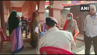 Bihar Assembly Elections 2020: बिहार में कड़ी सुरक्षा व्यवस्था के बीच 71 सीटों के लिए मतदान जारी