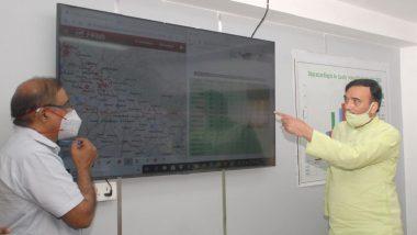 राजधानी में प्रदुषण रोकने के लिए एक्टिव हुई केजरीवाल सरकार, मंत्री गोपाल राय ने प्रदूषण नियंत्रित करने के लिए वाॅर रूम का किया शुभारंभ
