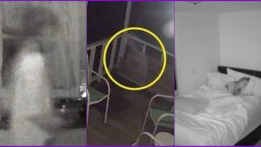 Watch Ghost Videos: क्या आप रात में अकेले सोते हैं? तो अब इन डरावने वीडियो को देखने के बाद नहीं होगी अंधेरे में सोने की हिम्मत