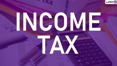 Income tax department: आयकर विभाग को कोलकाता की कंपनी पर छापे के दौरान 365 करोड़ रुपये के कालेधन का पता लगा