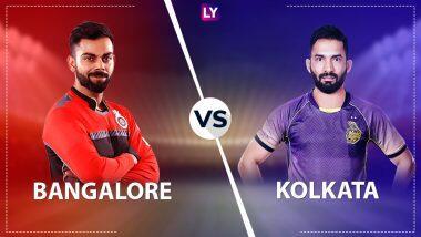 How to Download Hotstar & Watch RCB vs KKR Live Match: रॉयल्स चैलेंजर्स बैंगलोर और कोलकाता नाईट राइडर्स के बीच मैच देखने के लिए हॉटस्टार कैसे करें डाउनलोड ? यहां जानें
