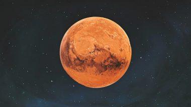 Mars To Be Opposite And Closest To Sun: 13 अक्टूबर को सूर्य के सामने और बेहद करीब होगा मंगल ग्रह, दोनों ग्रहों को बीच होगी पृथ्वी