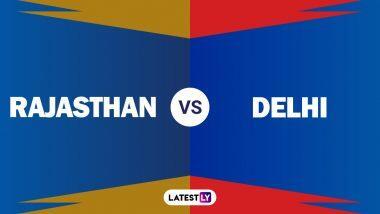 RR vs DC 23th IPL Match 2020: मैच से पहले यहां पढ़ें राजस्थान रॉयल्स बनाम दिल्ली कैपिटल्स के बीच कैसे रहे हैं आंकड़ें