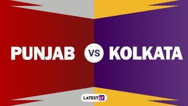 KXIP vs KKR 24th IPL Match 2020: रोमांचक मुकाबले में कोलकाता ने पंजाब को 2 रन से दी शिकस्त