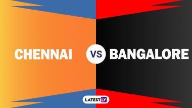 CSK vs RCB 25th IPL Match 2020: रॉयल्स चैलेंजर्स बैंगलोर ने चेन्नई सुपर किंग्स को 37 रनों से हराया