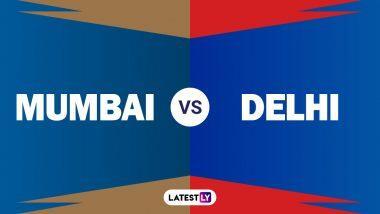 MI vs DC 27th IPL Match 2020: अबू धाबी में श्रेयस अय्यर ने जीता टॉस, दिल्ली कैपिटल्स करेगी पहले बल्लेबाजी