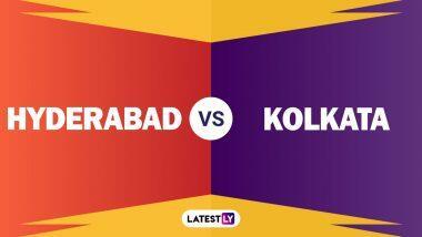 SRH vs KKR 35th IPL Match 2020: डेविड वॉर्नर ने जीता टॉस, कोलकाता नाईट राइडर्स करेगी पहले बल्लेबाजी