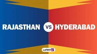 RR vs SRH 40th IPL Match 2020: मैच से पहले यहां पढ़ें राजस्थान रॉयल्स बनाम सनराइजर्स हैदराबाद के बीच कैसे रहे हैं आंकड़ें