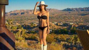 Mia Khalifa Hot Photo: पूर्व XXX पोर्न स्टार मिया खलीफा बिकिनी पहन बनी Cowgirl, सेक्सी लुक जीत लेगा दिल