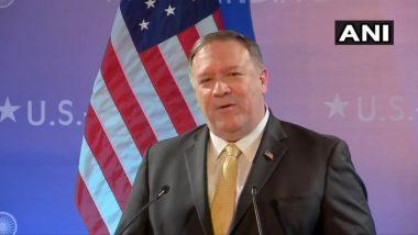 अमेरिका-भारत के बीच साझेदारी का उदाहरण है COVID19 के खिलाफ लड़ाई: अमेरिकी विदेश मंत्रालय