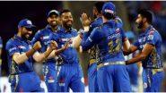 MI vs KKR, IPL 2021 Live Cricket Streaming Online: मुंबई इंडियंस बनाम कोलकाता नाईट राइडर्स हाईवोल्टेज मुकाबले को ऐसे देखें लाइव