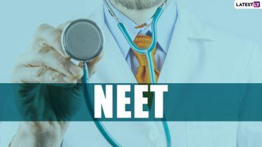 NEET Counselling Result 2020: राउंड 1 परिणाम आज होंगे घोषित, आधिकारिक वेबसाइट mcc.nic.in पर ऐसे करें चेक