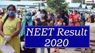 NEET Results 2020: NTA ने परीक्षाओं के परिणाम में गलती की खबरों का किया खंडन, कहा- फेक न्यूज फैलाने वालों के खिलाफ होगी FIR
