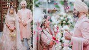 Neha Kakkar-Rohanpreet Singh Wedding Photos: नेहा कक्कड़ ने शेयर की शादी की लेटेस्ट तस्वीरें, पति रोहनप्रीत सिंह संग खूबसूरत अंदाज में आईं नजर