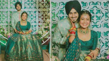 Neha Kakkar And Rohanpreet Singh Mehendi Ceremony: नेहा कक्कड़ ने लगाई रोहनप्रीत सिंह के नाम की मेहंदी, देखे ये शानदार फोटोज