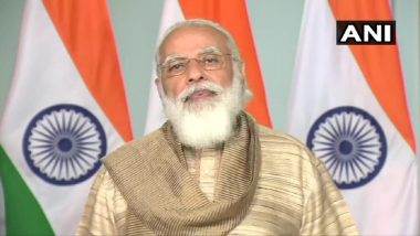 PM Modi Durga Puja Speech: दुर्गा पूजा कार्यक्रम में शामिल हुए पीएम मोदी, बोले-बंगाल के लोग इसी तरह देश का गौरव बढ़ाते रहेंगे
