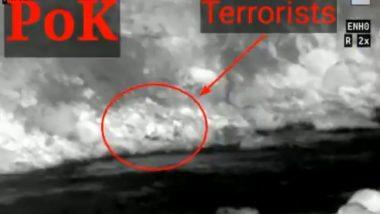 Jammu and Kashmir: PoK से नदी रास्ते हथियारों की तस्करी के लिए घुस रहे थे आतंकवादी, सेना ने नाकाम की साजिश- देखें वीडियो