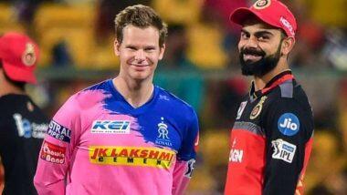 RR vs RCB 33rd IPL Match 2020: स्टीव स्मिथ ने जीता टॉस, राजस्थान रॉयल्स करेगी पहले बल्लेबाजी