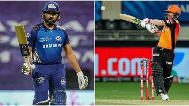 MI vs SRH 17th IPL Match 2020: शारजाह में मुंबई इंडियंस के बल्लेबाजों और गेंदबाजों का शानदार प्रदर्शन, सनराइजर्स हैदराबाद को 34 रन से हराया