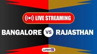 How to Download Hotstar & Watch RCB vs RR Live Match: रॉयल चैलेंजर्स बैंगलोर और राजस्थान रॉयल्स के बीच मैच देखने के लिए हॉटस्टार कैसे करें डाउनलोड ? यहां जानें