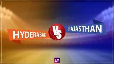 SRH vs RR 26th IPL Match 2020: दुबई में डेविड वॉर्नर ने जीता टॉस, लिया पहले बल्लेबाजी करने का फैसला