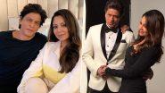 Shah Rukh Khan-Gauri Khan Wedding Anniversary: शाहरुख खान-गौरी खान की शादी की सालगिरह पर उमड़ा फैंस का प्यार, सोशल मीडिया पर दी बधाई