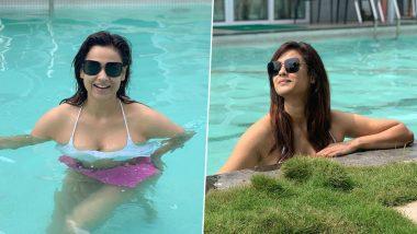 Shweta Tiwari Hot Photos: 40 की उम्र में भी हॉटनेस से आग लगा रही हैं एक्ट्रेस श्वेता तिवारी, सेक्सी बिकिनी पिक्चर्स हुई Viral