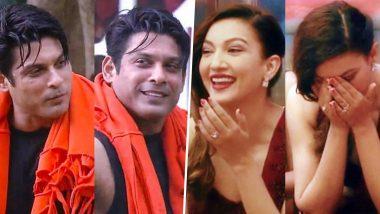 Bigg Boss 14: Sidharth Shukla ने Gauahar Khan को खुद को छूने से रोका, कहा- मुझे टच मत करो, घर पर मेरी गर्लफ्रेंड है! देखें Video
