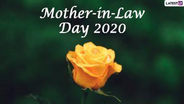 National Mother-in-Law Day 2020: आज मनाया जा रहा है राष्ट्रीय सास दिवस, ऐसे बनाएं इस दिन को स्पेशल