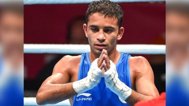 Alexis Vastine International Boxing Tournament 2020: अमित पंघल और संजीत ने फ्रांस में जीता स्वर्ण पदक