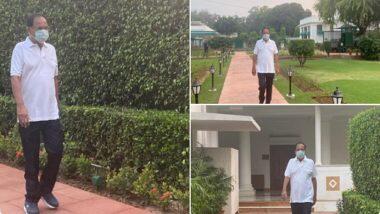कोरोना को मात देने वाले उप राष्ट्रपति Venkaiah Naidu ने कहा- शारीरिक तंदरुस्ती, मानसिक दृढ़ता और देशी भोजन ने मुझे कोविड-19 से उबरने में मदद की