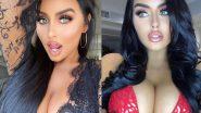 Abigail Ratchford Hot Photo: इंटरनेशनल मॉडल अबीगेल रैचफोर्ड ने वाईट कलर की बिकिनी पहन मचाई सनसनी, सेक्सी लुक देख फैंस हुए हैरान
