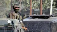 Jammu-Kashmir: सोपोर में आंतकी हमला, 2 पुलिसकर्मी शहीद- 2 नागरिकों की मौत