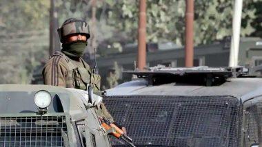 Jammu-Kashmir: सोपोर में आतंकियों और सुरक्षाबलों के बीच मुठभेड़, सेना ने दो आतंकियों को मार गिराया