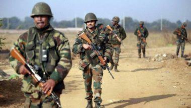 Assam Rifles Patrol Team Ambushed by Terrorists: अरुणाचल प्रदेश में असम राइफल्स की गश्ती टीम पर आतंकी हमला, एक जवान शहीद