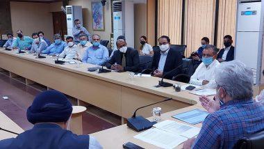 Delhi: परिवहन मंत्री कैलाश गहलोत ने HSRP रजिस्ट्रेशन और कलर कोडेड स्टिकर पर की समीक्षा बैठक