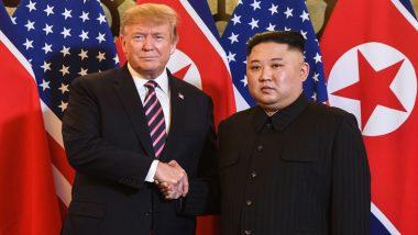 Donald Trump and Melania Trump Test Positive For COVID-19: उत्तर कोरिया के समक्षक किम जोंग-उन ने की डोनाल्ड ट्रंप और फर्स्ट लेडी मेलानिया ट्रंप के शीघ्र स्वस्थ होने की कामना