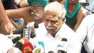 Tamil Nadu: कोरोना पॉजिटिव कृषि मंत्री आर दोरिक्कन्नु की हालत नाजुक, चेन्नई के कावेरी अस्पताल  में चल रहा है इलाज