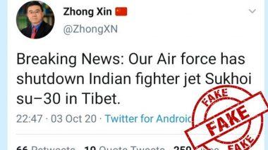 Fact Check: क्या चीन ने तिब्बत में मार गिराया भारतीय वायुसेना का Sukhoi Su-30 फाइटर जेट, PIB से जानें सच्चाई