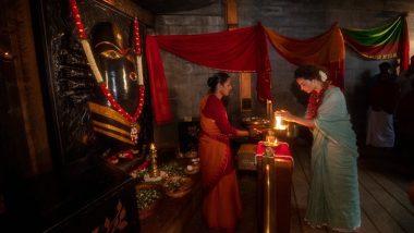 Happy Navratri 2020: नवरात्रि के पहले दिन कंगना रनौत ने मां दुर्गा का आशीर्वाद लेते हुए फोटो की शेयर