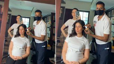 Kareena Kapoor Baby Bump Photos: करीना कपूर बेबी बंप के साथ कर रही हैं शूटिंग, बहन करिश्मा कपूर ने शेयर की ये क्यूट फोटोज
