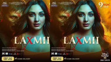 Laxmii Full Movie Leaked On Torrent For Free Download: रिलीज के साथ लीक हुई अक्षय कुमार की फिल्म 'लक्ष्मी', फ्री में HD क्वालिटी डाउनलोड कर रहें लोग