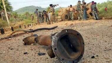 Gadchiroli Encounter: महाराष्ट्र के गढ़चिरौली में पुलिस और नक्सलियों के बीच मुठभेड़, पांच नक्सली ढेर