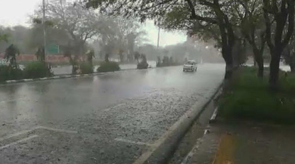 आईएमडी ने चक्रवाती तूफान की चेतावनी दी, दक्षिण कोंकण, गोवा में भारी बारिश का अनुमान