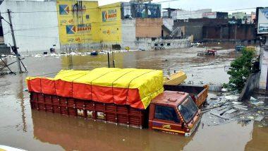Hyderabad Rains: हैदराबाद में बुधवार तक भारी बारिश की संभावना, मौसम विभाग ने जारी किया रेन अलर्ट