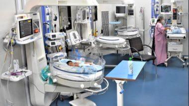 COVID-19 पॉजिटिव महिला ने रायपुर के AIIMS अस्पताल में 3 बच्चों को दिया जन्म, नवजात शिशुओं की पहली कोरोना रिपोर्ट आई निगेटिव