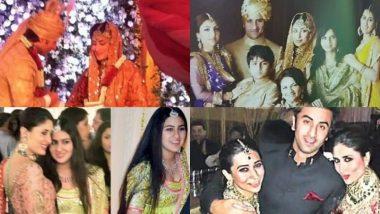 Saif Ali Khan-Kareena Kapoor Wedding Anniversary: सैफ अली खान-करीना कपूर की शादी को पूरे हुए 7 साल, देखें उनकीये अनदेखी वेडिंग Photos