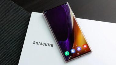 Samsung Galaxy Note 20 Ultra: गैलेक्सी नोट 20 अल्ट्रा के कैमरे को मिली बेस्ट परफॉर्मेंस की रेटिंग, जानें अन्य फीचर्स